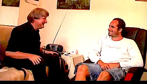 Élport coaching BenedekTibor háromszoros olimpiai bajnok vizilabdázó - 2008 európa-és világbajnok